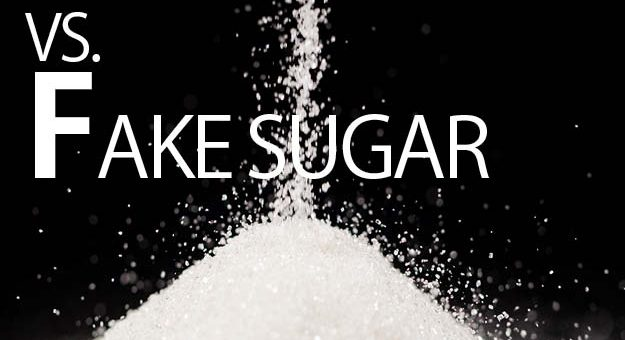 REAL vs FAKE SUGAR